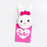 lapin rabbit kawaii fimo clay